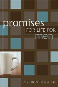 Promises For Life For Men (Niv)