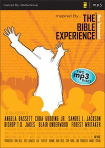 Inspired By... the Bible Experience New Testament Audio MP3