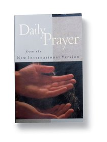 Daily Prayer From the NIV