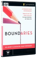 Boundaries DVD (Dvd-rom)