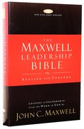 NKJV Maxwell Leadership (2nd Edition) Hardback