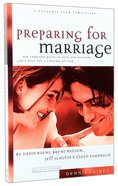 Preparing For Marriage Paperback