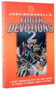 The One Year Book of Josh Mcdowell's Youth Devotions 2 Paperback