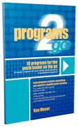 Programs 2 Go (Reproducible) (Studies 2 Go Series) Paperback