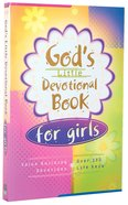 God's Little Devotional Book For Girls Paperback