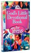 God's Little Devotional Book For Teens Mass Market