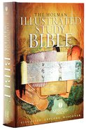 HCSB Illustrated Study Bible Hardback