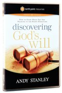 Discovering God's Will (North Point Resources Series)
