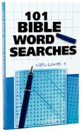 101 Bible Word Searches Volume 1 Paperback