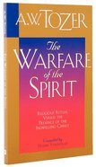 The Warfare of the Spirit Paperback