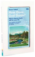 How Does God Guide? Paperback