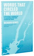 Words That Circled the World Paperback