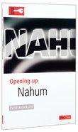 Nahum (Opening Up Series) Paperback