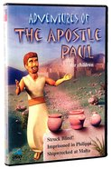 Adventures of the Apostle Paul For Children DVD