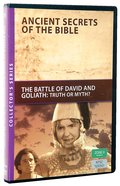 The Ancient Secrets #11: Battle of David and Goliath (#11 in Ancient Secrets Of The Bible DVD Series) DVD