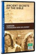 Ancient Secrets #10: Samson (#10 in Ancient Secrets Of The Bible DVD Series) DVD