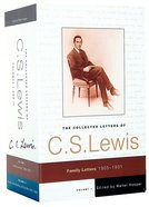 Collected Letters of C S Lewis (2 Vol Set) Paperback
