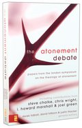 The Atonement Debate Paperback