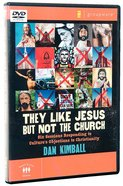 They Like Jesus But Not the Church DVD (Dvdrom Includes Leader's Guide) DVD