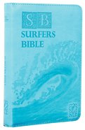 NLT Surfers Complete Bible With Zip Imitation Leather