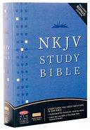 NKJV Study Bible (2nd Edition) Hardback