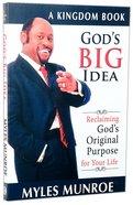 God's Big Idea Paperback