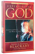 Experiencing God (And Expanded) Paperback