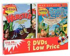 Webster the Scaredy Spider/Stanley the Stinkbug Goes to Camp (Hermie And Friends Series) DVD