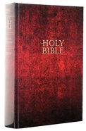 NLT Personal Size Large Print Bible Hardback