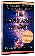 The Language of God Paperback