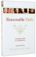 Reasonable Faith (3rd Edition) Paperback