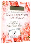 Daily Inspiration For Women (365 Devotional Journal) Hardback