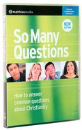 So Many Questions DVD DVD