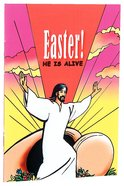 Easter: He is Alive Paperback