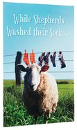 While Shepherds Washed Their Socks Booklet