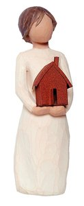 Willow Tree Figurine: Mi Casa