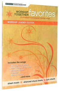 Worship Together Favourites Worship Leader Edition