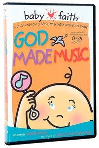 God Made Music (Baby Faith Series)