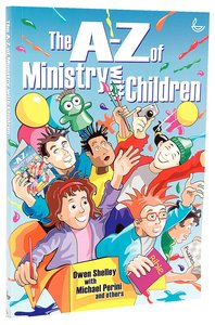The A-Z of Ministry With Children