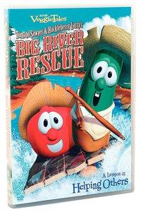 Veggie Tales #33: Tomato Sawyer & Huckleberry Larrys Big River Rescue (#033 in Veggie Tales Visual Series (Veggietales))