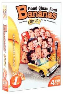 Bananas Tv Season 1 (4 Dvd Pack)