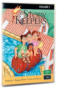 Story Keepers: Collection #01 (Episodes 1,2,3) (Storykeepers Series)