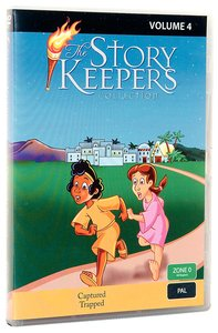 Story Keepers: Collection #04 (Episodes 8,9) (Storykeepers Series)