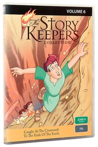 Story Keepers: Collection #06 (Episodes 12,13) (Storykeepers Series)