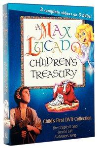 A Max Lucado Childrens Treasury (3 Dvd Box Set)