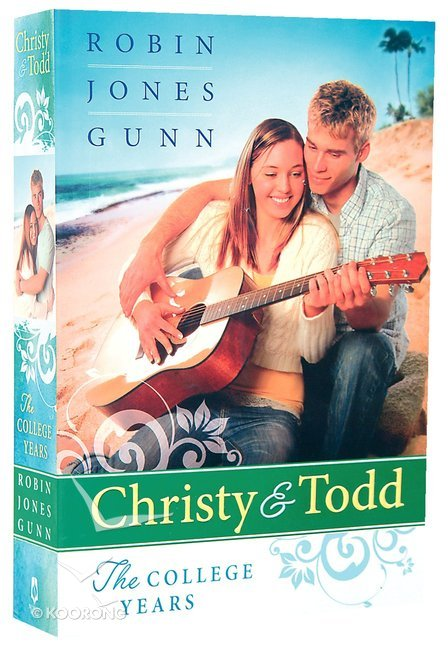 Buy The College Years 3 In 1 Christy And Todd Series By Robin