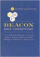 Galatians - Philemon (#09 in Beacon Bible Commentary Series) Hardback