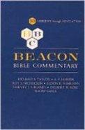 Hebrews-Revelation (#10 in Beacon Bible Commentary Series) Hardback