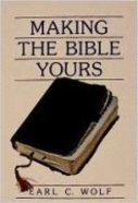 Making the Bible Yours