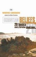 Christian Beliefs Paperback